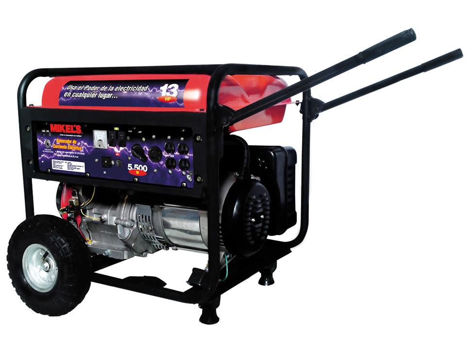Mikel 39 s generador de corriente el ctrica gce 5500 - Generador de corriente ...