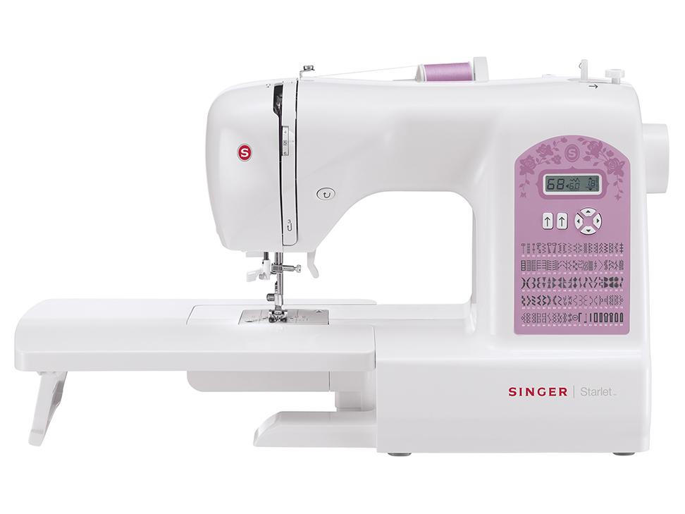 M quina coser computarizada singer starlet liverpool es - Maquinas de coser restauradas ...
