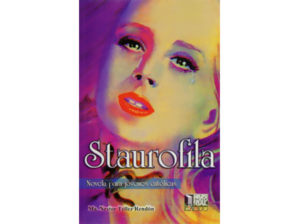 """STAUROFILA""   Ma. Nestora Téllez Rendón. Novela para jovenes . (Audio Libro)"