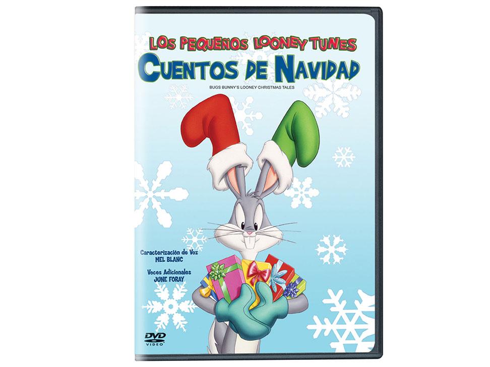 Los peque os looney tunes cuentos de navidad dvd - Cuentos de navidad para ninos pequenos ...
